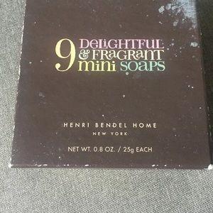 henri bendel Other - Henri Bendel variety mini-soaps
